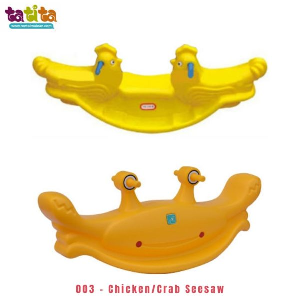 ChickenCrabSeeSaw