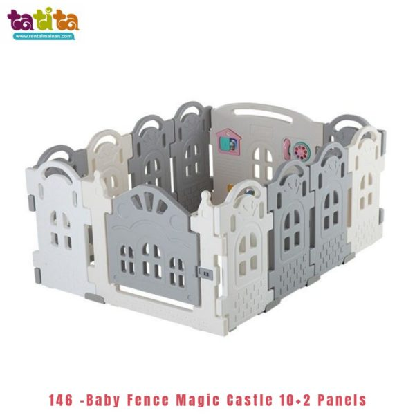 Baby Fence Magic Castle